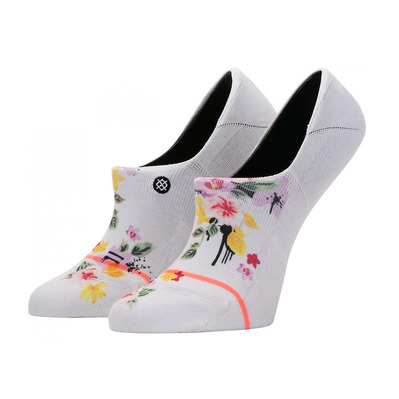 JUST DANDY - Calcetines mujer white