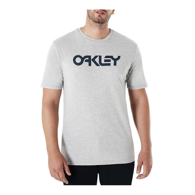 OAKLEY - MARK II - Camiseta hombre granite heather