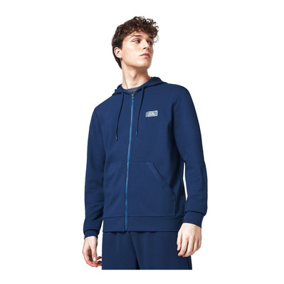 OAKLEY - PATCH FZ - Sweat Homme universal blue