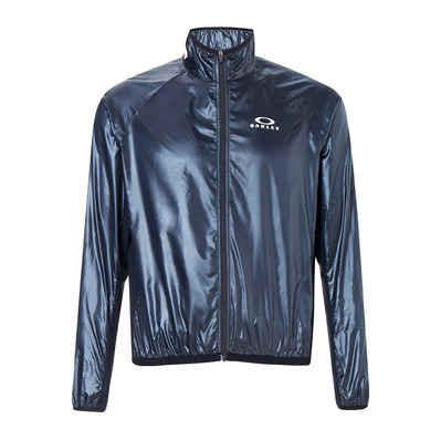 OAKLEY - PACKABLE JACKET 2.0 - Giacca Uomo blackout