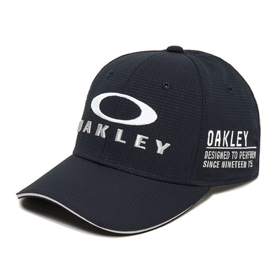 OAKLEY - GOLF HAT Homme Blackout