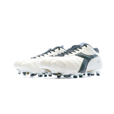 BAGGIO 03 K MG14 - Crampons Homme white/black