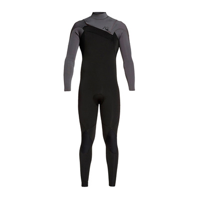 QUIKSILVER - HIGHLINE LIMITED MONOCHROME AZ - Muta integrale 3/2mm Uomo black/jet black