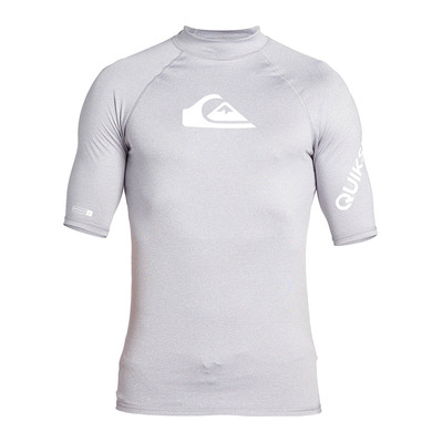 QUIKSILVER - ALL TIME - Lycra Uomo sleet heather