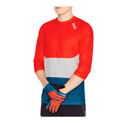 ESSENTIAL ENDURO - Maillot Homme red