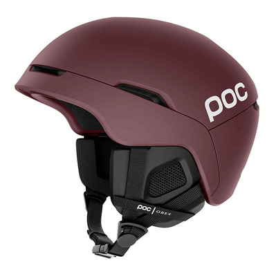 OBEX SPIN - Casque ski copper red