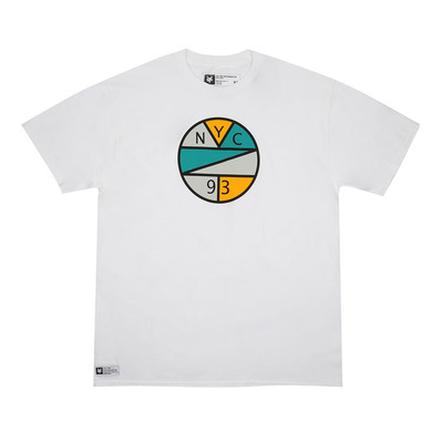 NYC SPHERE - Tee-shirt Homme white