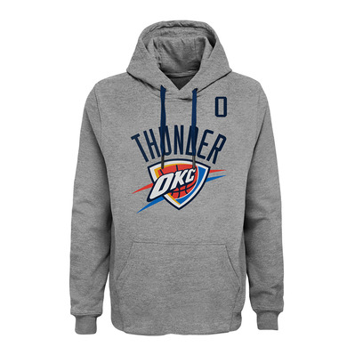GOAT PO OKLAHOMA CITY THUNDER RUSSELL WESTBROOK - Sudadera hombre team color