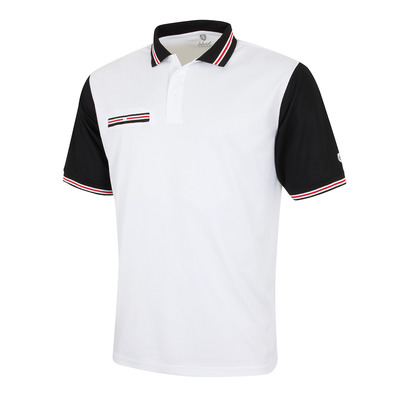 IGTS1769 - Polo hombre white/black