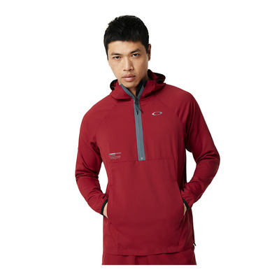 ENHANCE WIND 9.0 - Chaqueta hombre sundried tomato