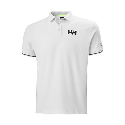 HELLY HANSEN - HP SHORE - Polo Homme white