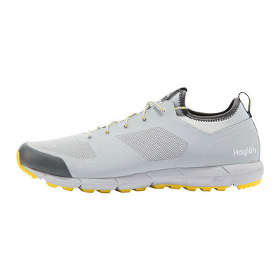 HAGLOFS - Haglöfs L.I.M Low Men Homme Stone Grey/Signal Yellow