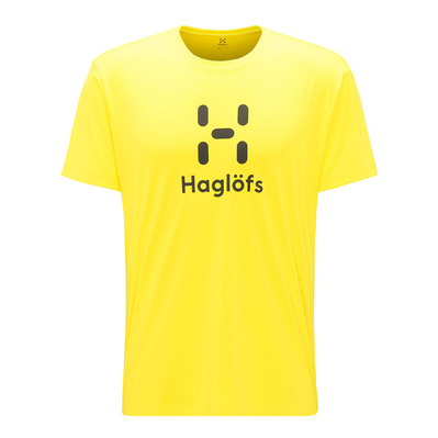 HAGLOFS - GLEE - Maillot Homme signal yellow