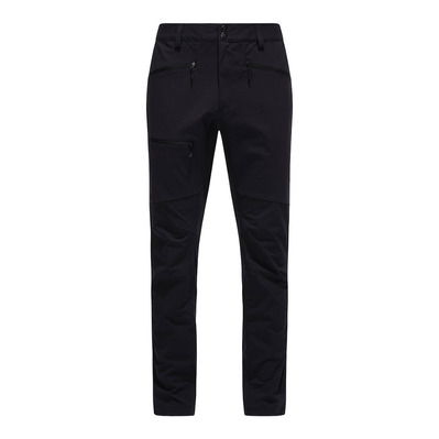 HAGLOFS - RUGGED FLEX - Pantalon Homme true black solid