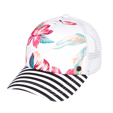 ROXY - BEAUTIFUL MORNING - Casquette Femme snow white tropic call