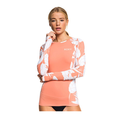 ROXY - FASHION - Lycra Donna terra cotta flying flowers