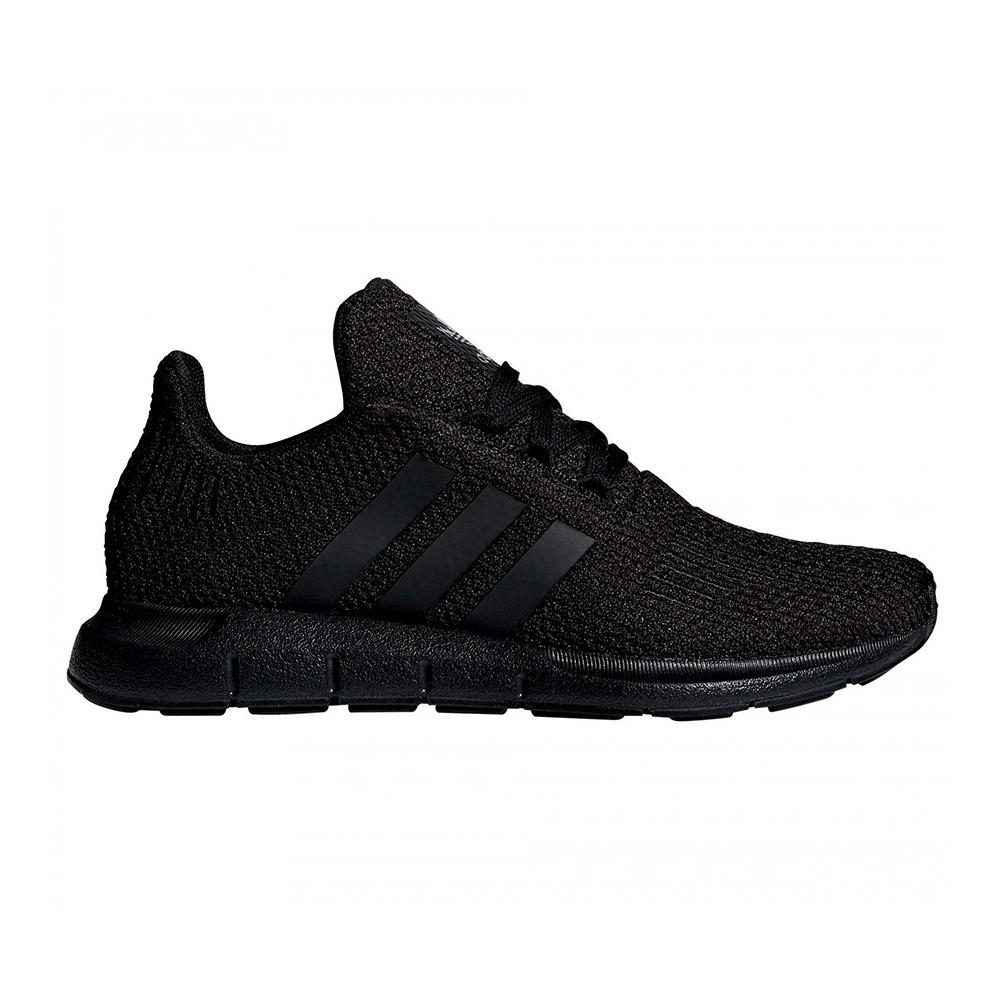 ADIDAS Adidas SWIFT RUN - Trainers - Junior - black - Private ...