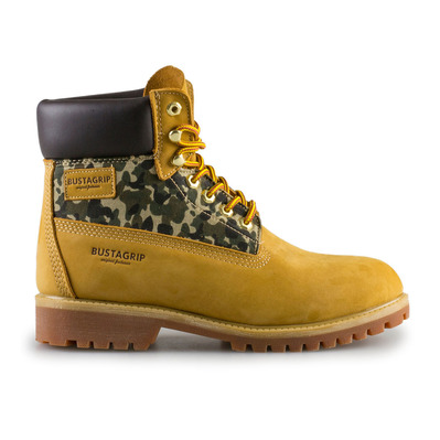 KING PREMIUM - Boots yellow/camo