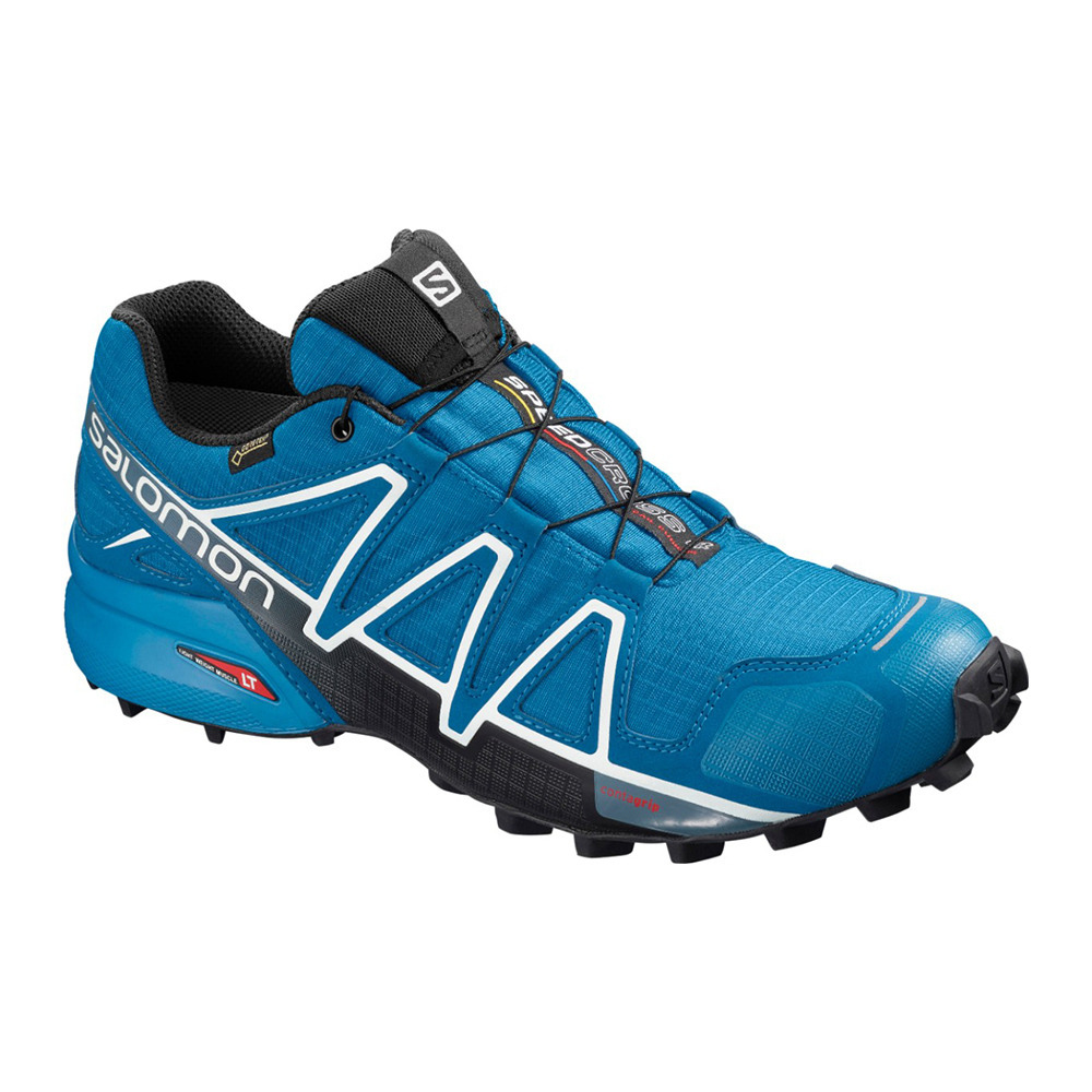 CALZADO OUTDOOR Salomon SPEEDCROSS 4 GTX - Zapatillas de ...