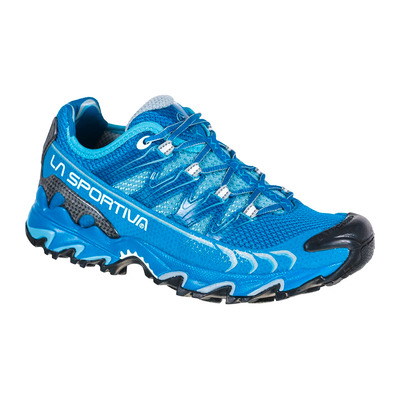 LA SPORTIVA - ULTRA RAPTOR - Chaussures trail Femme neptune/pacific blue
