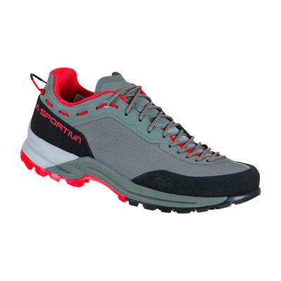 LA SPORTIVA - TX GUIDE - Chaussures approche Femme clay/hibiscus