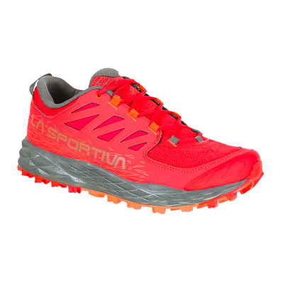 LA SPORTIVA - LYCAN II - Chaussures trail Femme hibiscus/clay