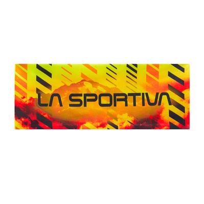 LA SPORTIVA - STRIKE - Fascia Uomo yellow/black
