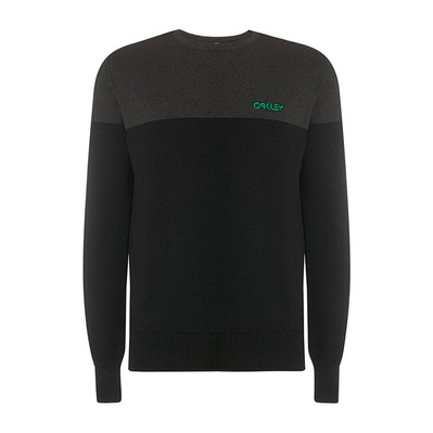 FS CREW TECH KNIT - Pull Homme blackout
