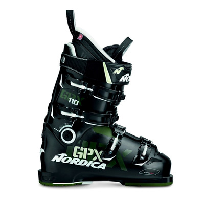 GPX 110 - Chaussures ski Homme black/green