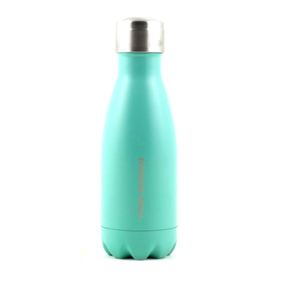 1339 - Bouteille isotherme 260ml turquoise