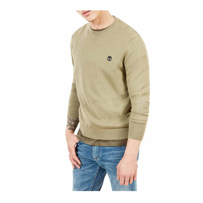 MANHAN RIVER -  Sweat Homme olive