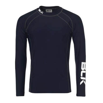 BASELAYER TOP - Maillot Homme navy