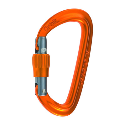CAMP - ORBIT LOCK - Mousqueton orange