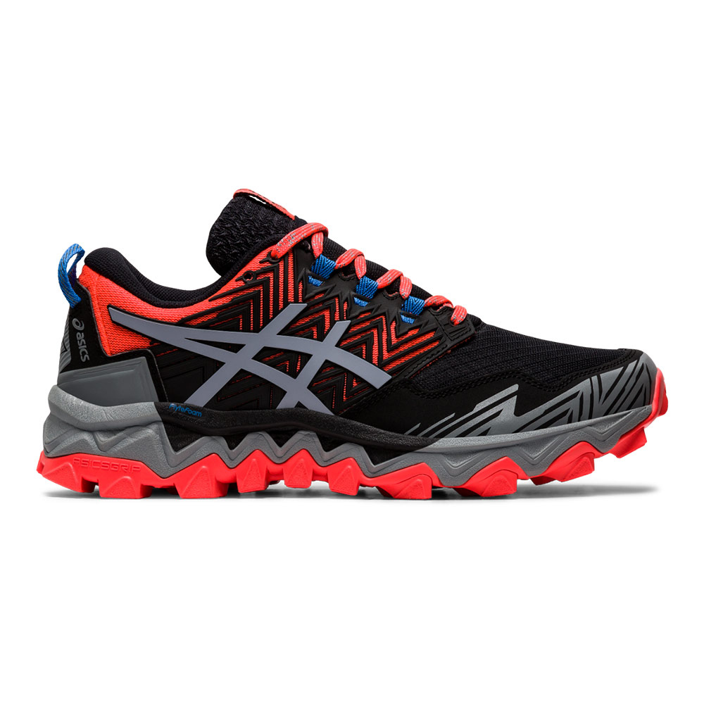 ASICS - Asics GEL-FUJITRABUCO 8 - Zapatillas de trail mujer flash coral/sheet rock