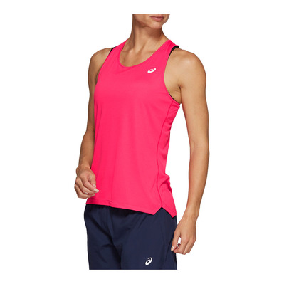 ASICS - SILVER - Maillot Femme pixel pink