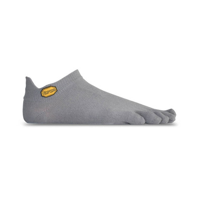 FIVE FINGERS - ATHLETIC NO-SHOW - Calcetines gris