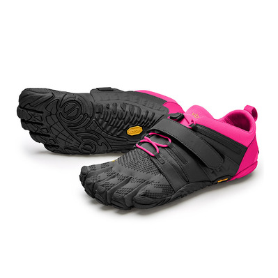 FIVE FINGERS - V-TRAIN 2.0 - Scarpe da traning Donna nero/rosa