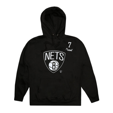 NETS DURANT - Sweat Homme black/white