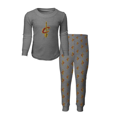 CAVALIERS - Pyjama Junior heather grey