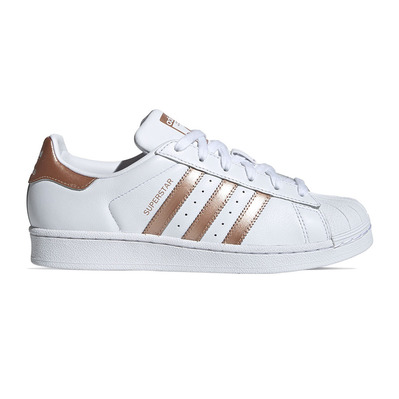 EE7399 SUPERSTAR - Sneakers Femme white/gold