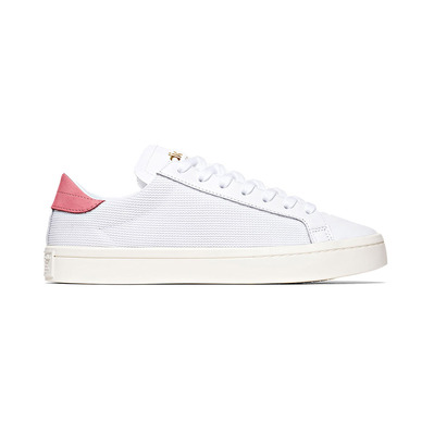 COURT VANTAGE - Sneakers Femme white/pink