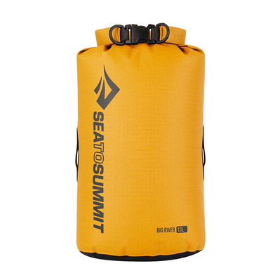 SEA TO SUMMIT - BIG RIVER 13L - Bolsa impermeable yellow