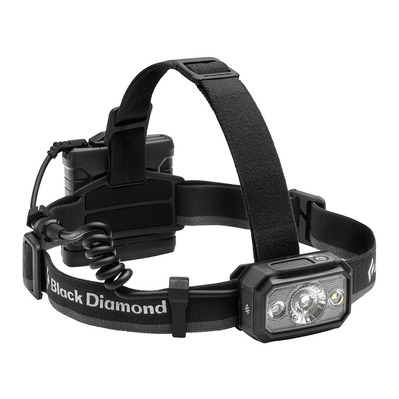 BLACK DIAMOND - ICON RECHARGEABLE - Lampada frontale 700 lm graphite