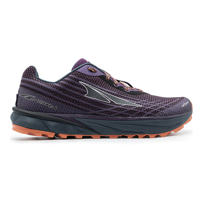 ALTRA - TIMP 2 - Trail Shoes - Women's - plum/coral