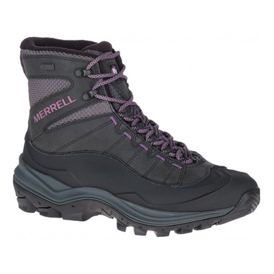 MERRELL - THERMO CHILL 6'' SHELL WTPF - Après-Ski Shoes - Women's - black
