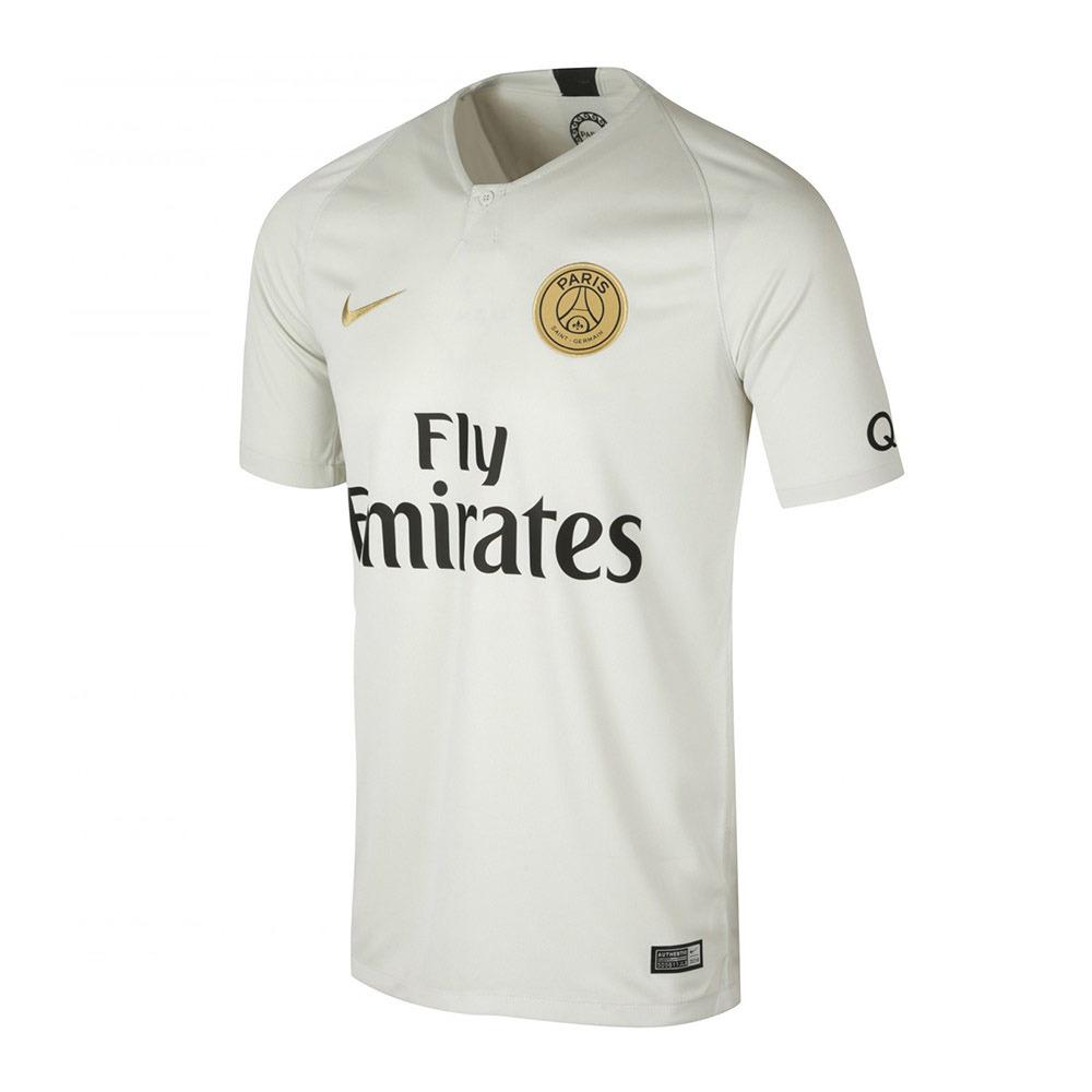 NIKE / ADIDAS Nike PSG AWAY 18/19 - Maglia Uomo bianco - Private ...