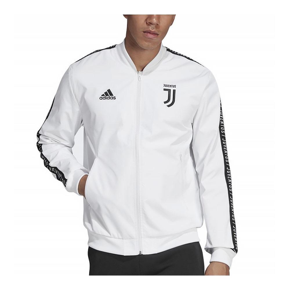 Chaqueta Himno Juventus Negro adidas | adidas España