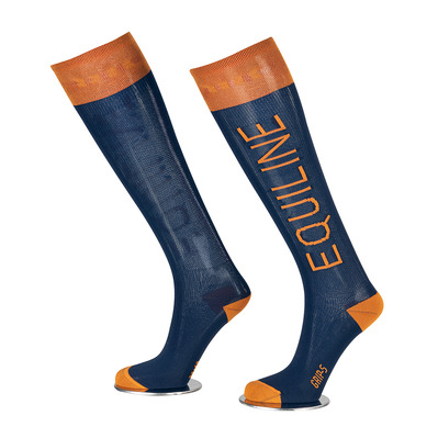 EQUILINE - CASSIDY - Chaussettes blue