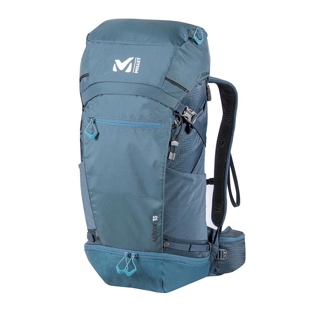 zaino da montagna blue Millet Venom 30