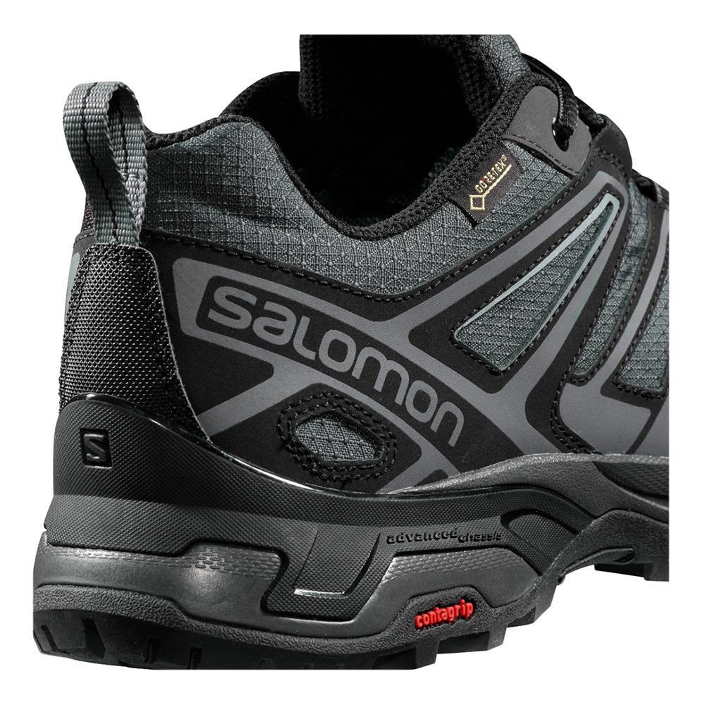 Salomon X ultra Contagrip hombre 9.5 Senderismo Zapatillas